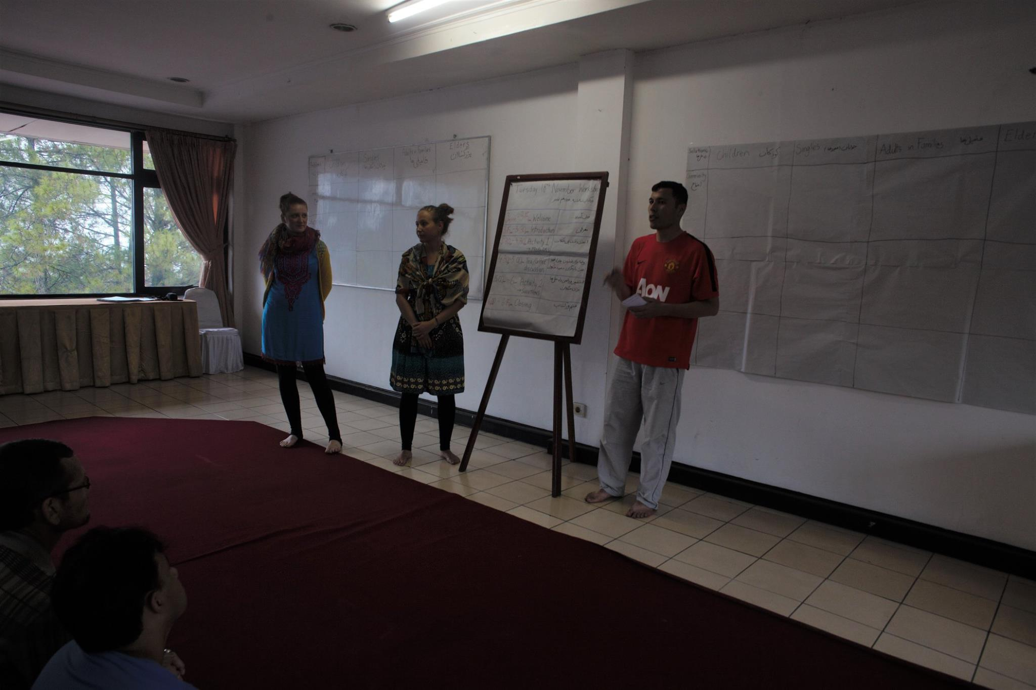 We not only established the school, but also supported other aid workers to create change.jpg