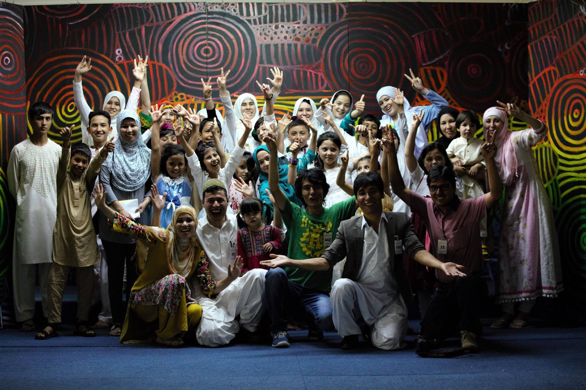 What a day at Australian Independent School Jakarta, a debut performance by brilliant kids to introduce refugees as resilient, rather than hopeless.jpg