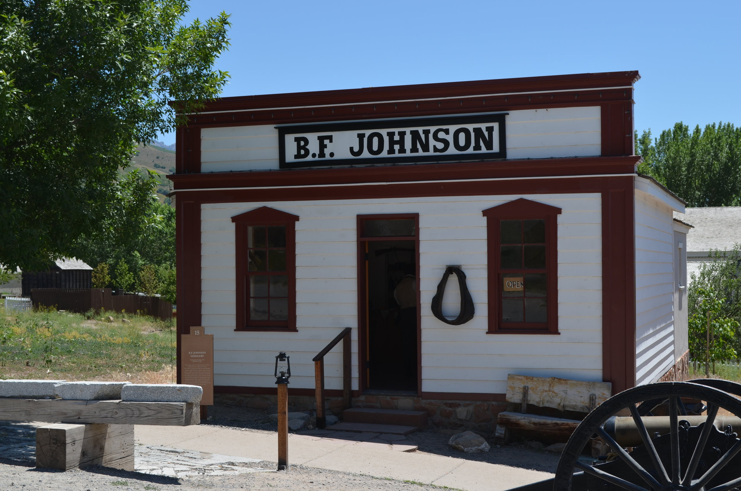 B.F. Johnson Saddlery
