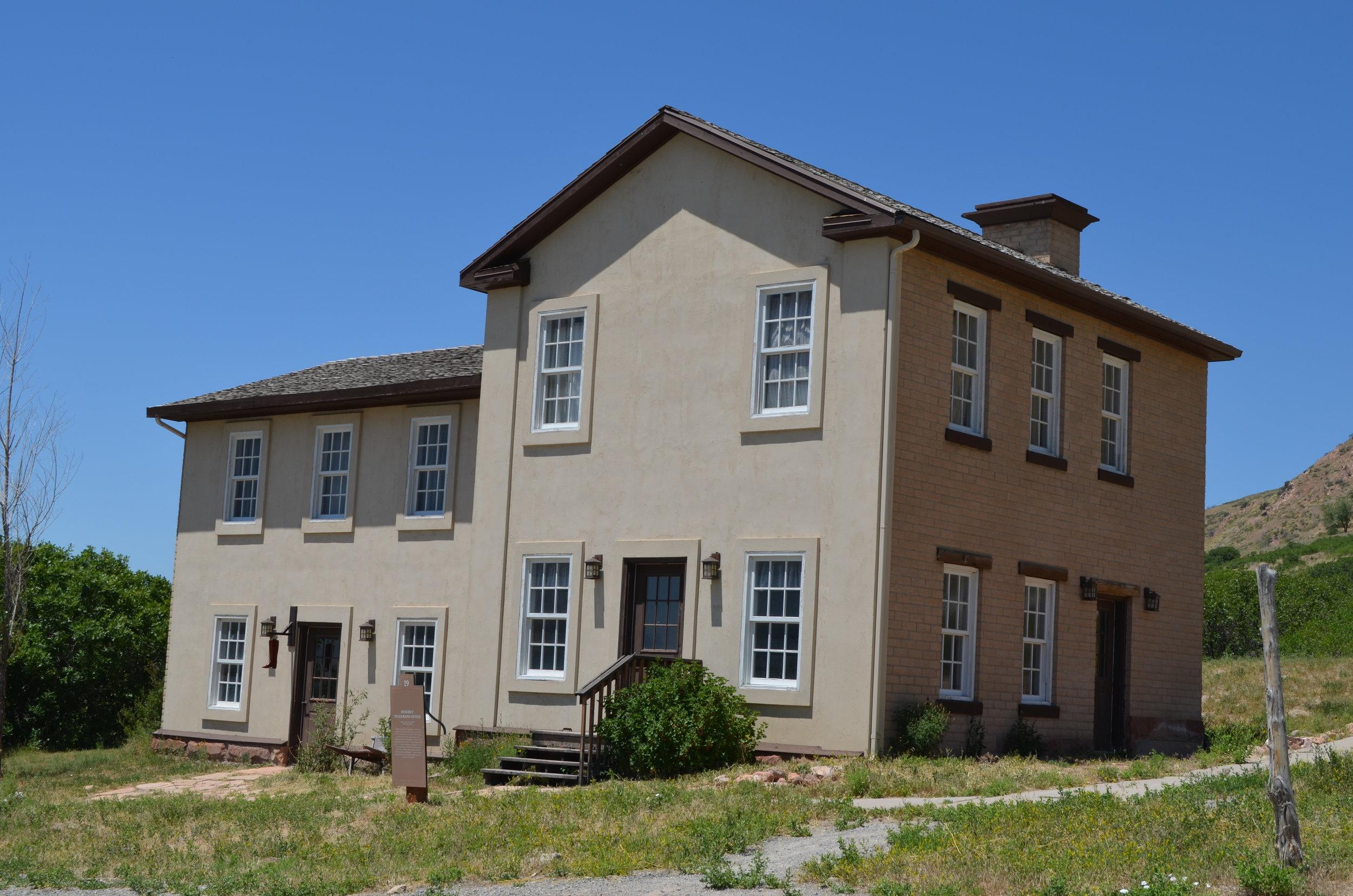 Deseret Telegraph Office