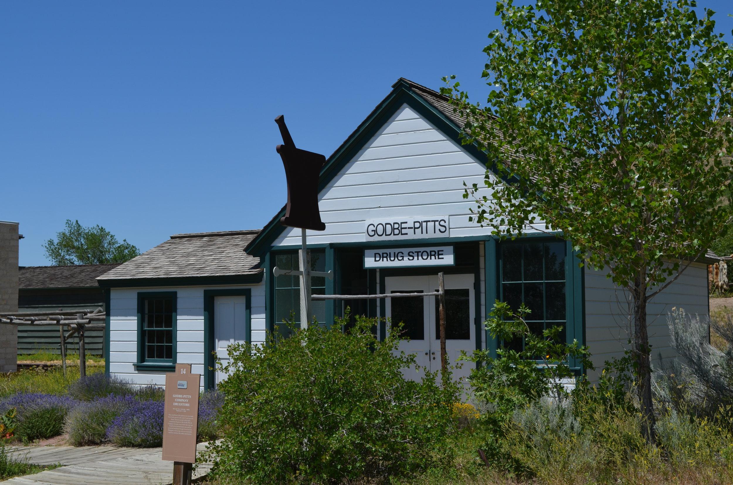 Godbe-Pitts and Company Drugstore