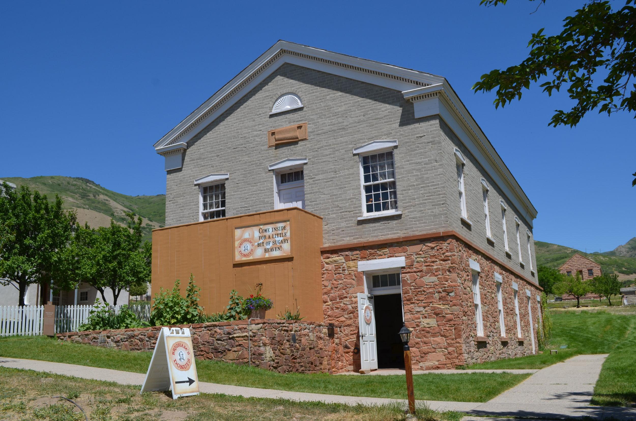 Great Salt Lake Social Hall