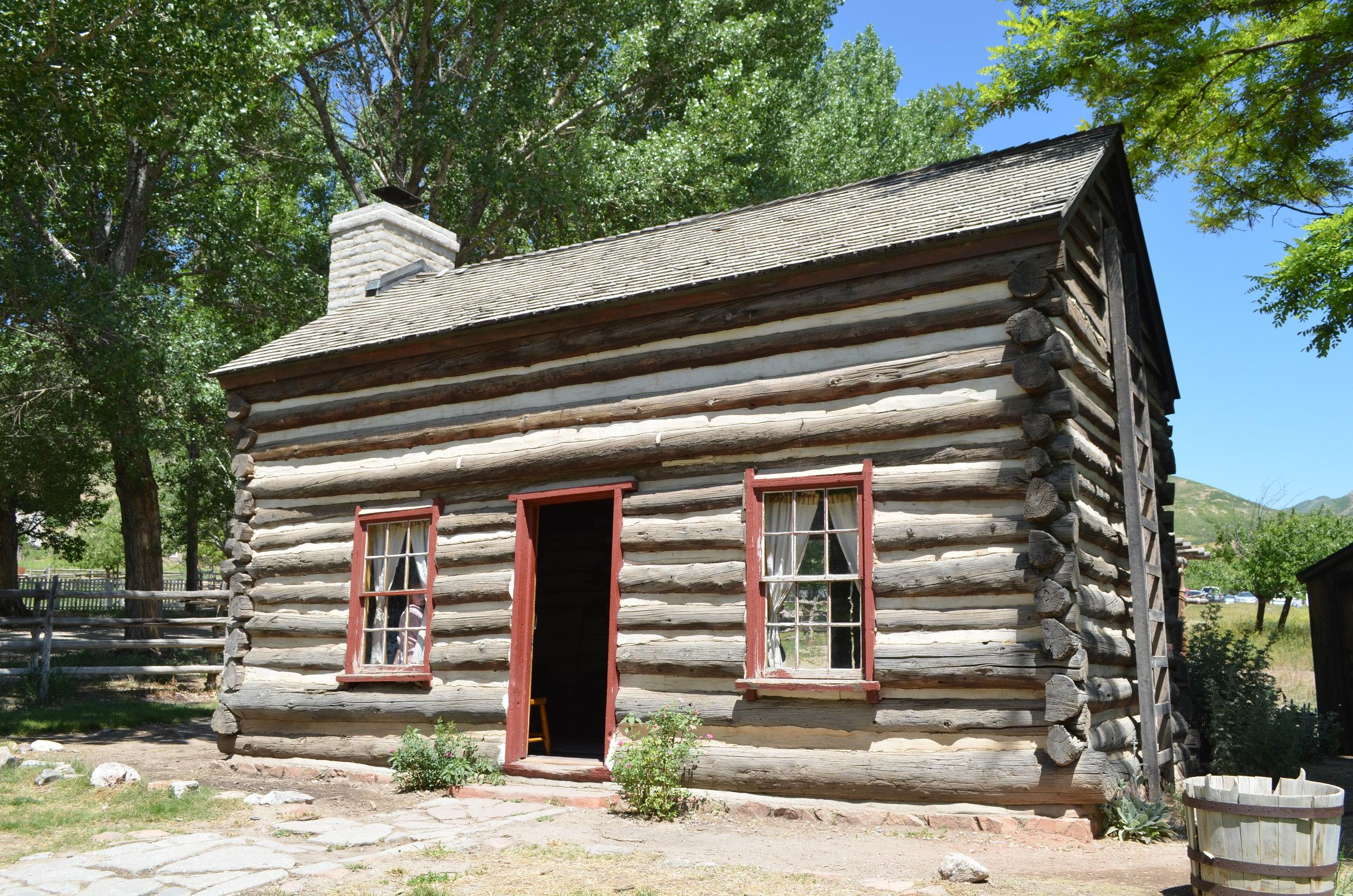John Gardiner Cabin