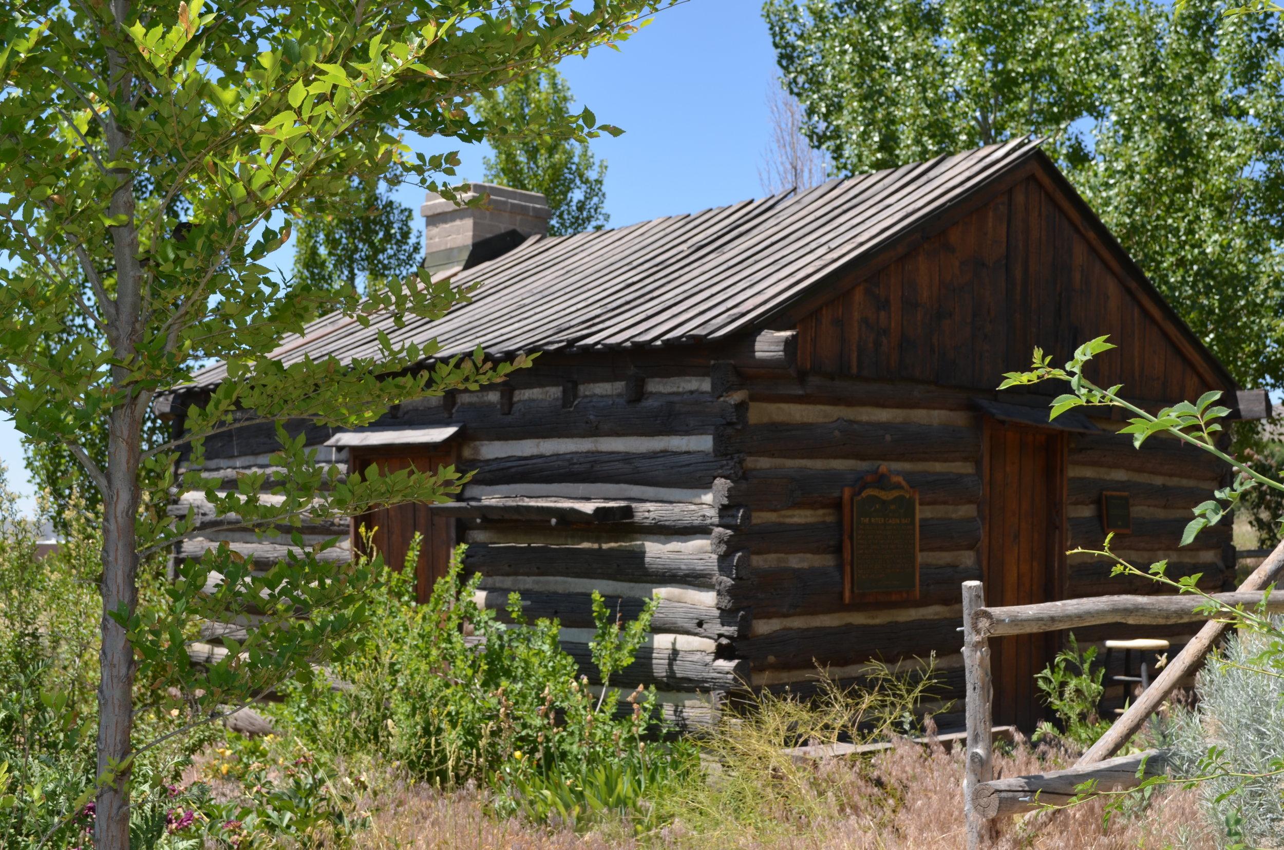 Levi Riter Cabin