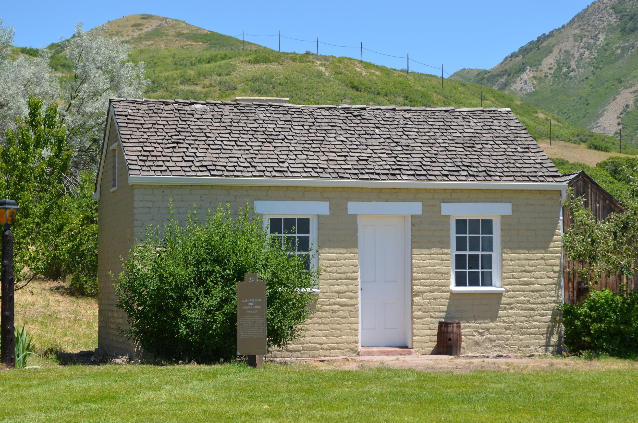 Mary Fielding Smith Home