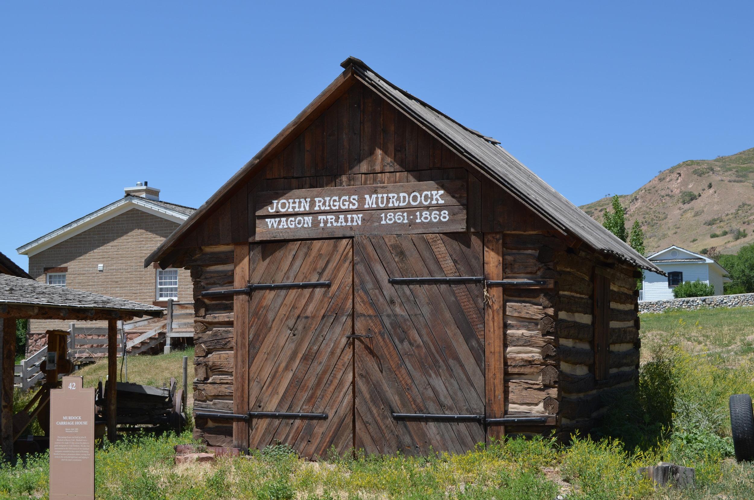 Murdock Carriage House