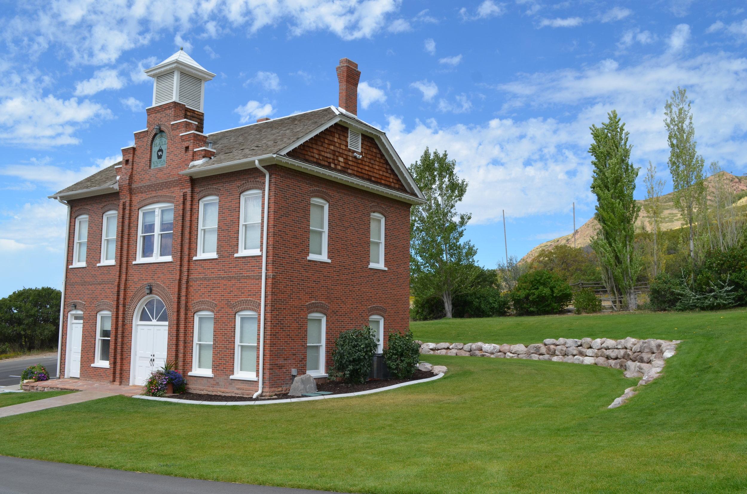 Ottinger-Little Hall (Firehouse)