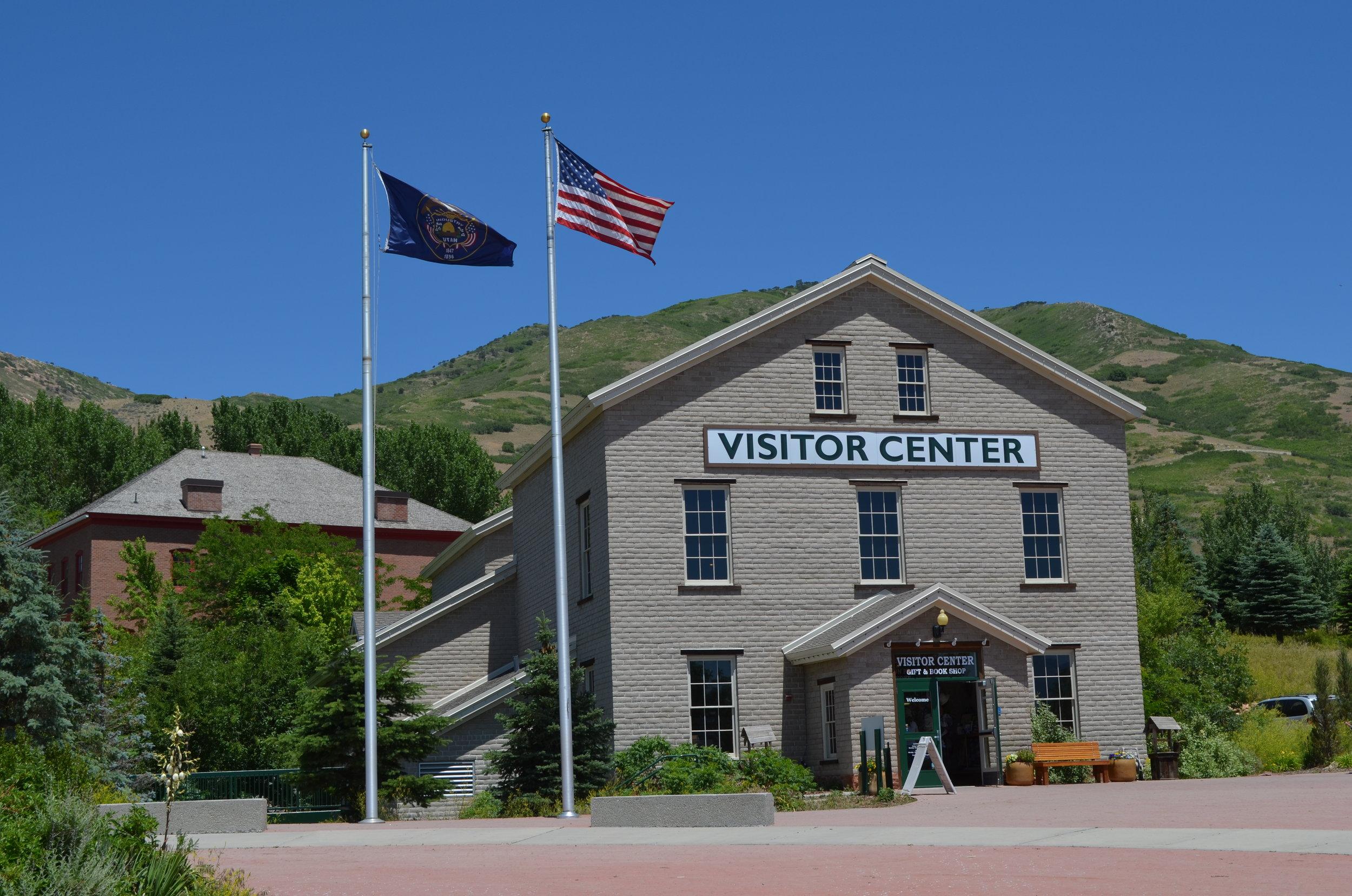 Visitor Center - Sugar Mill