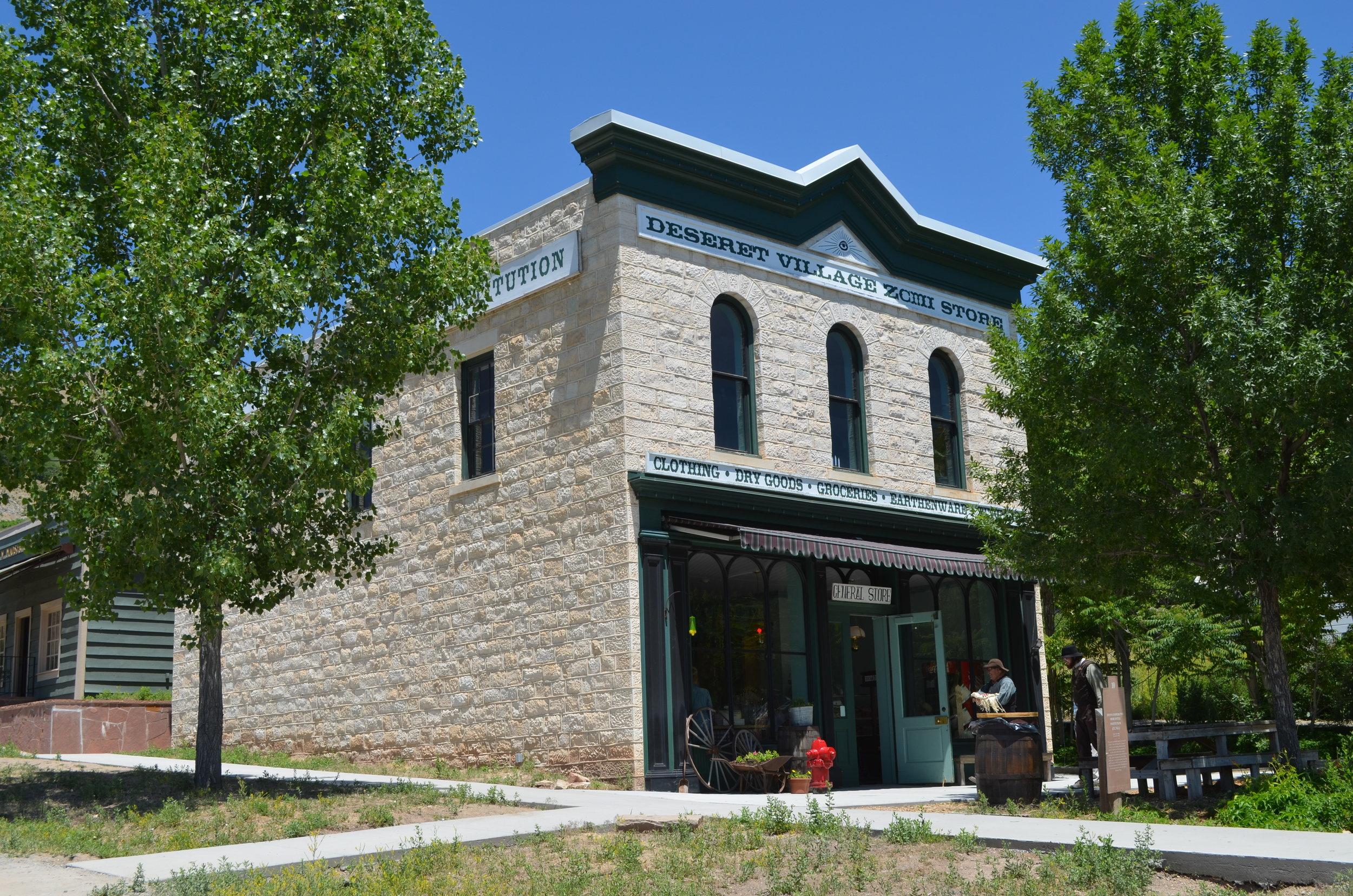 Zion's Cooperative Mercantile Institution (Z.C.M.I.)