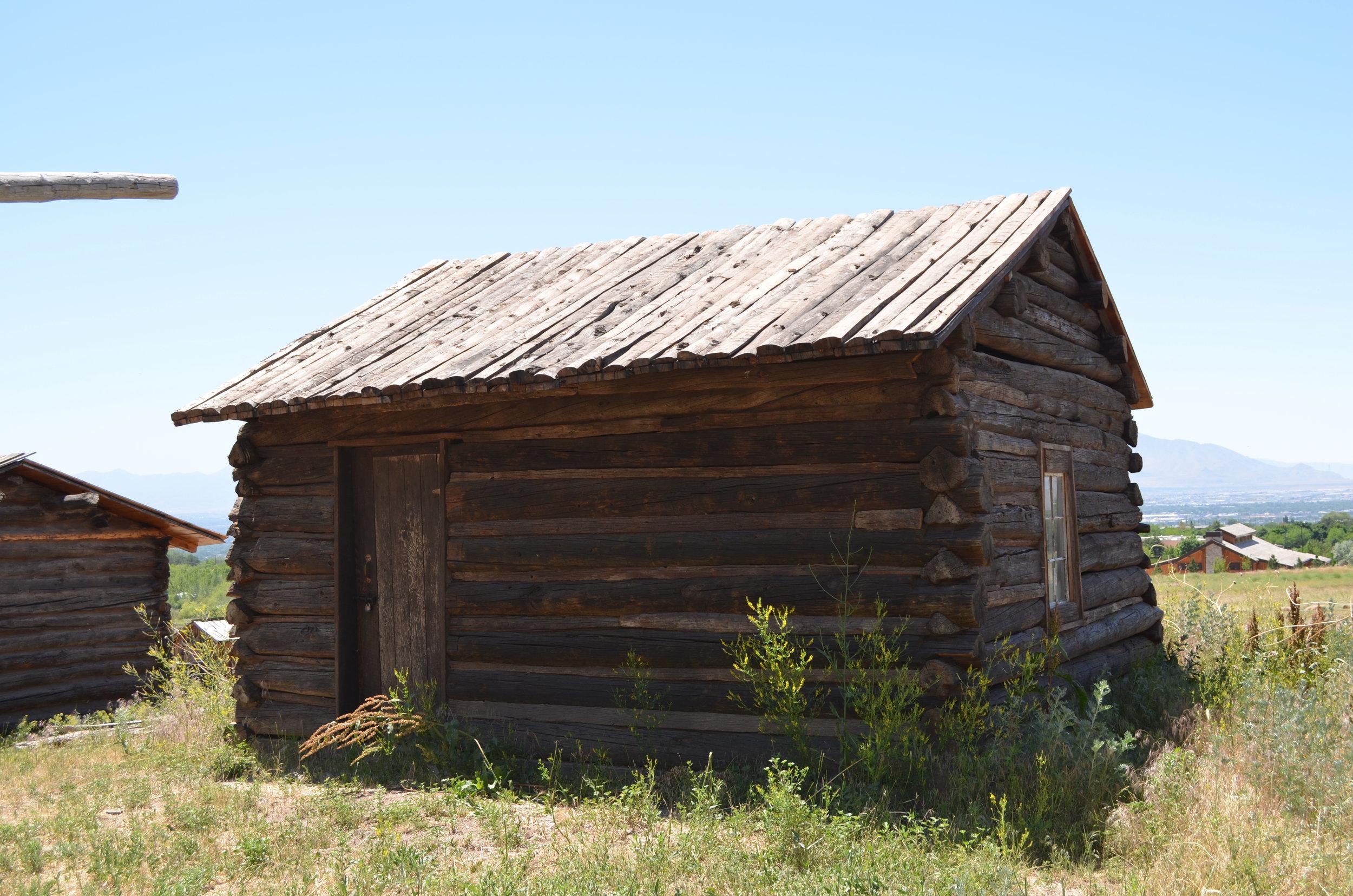 Woodmancy-Richardson Cabin