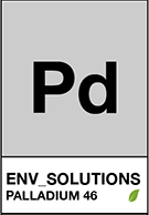 Palladium Pd 46  Environmental Solutions Asia
