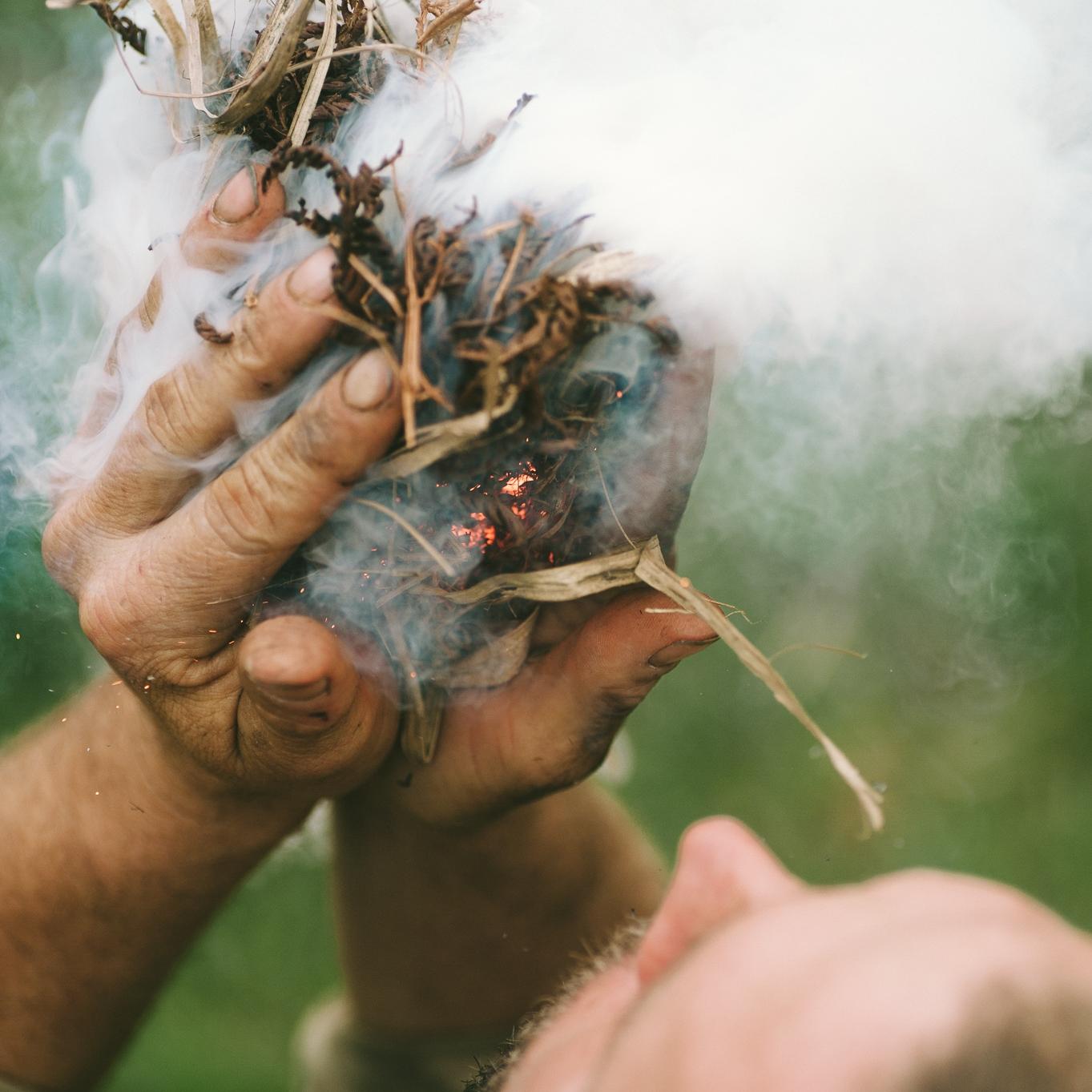 Bush Survival and Awareness, JJ fire bundle.jpg