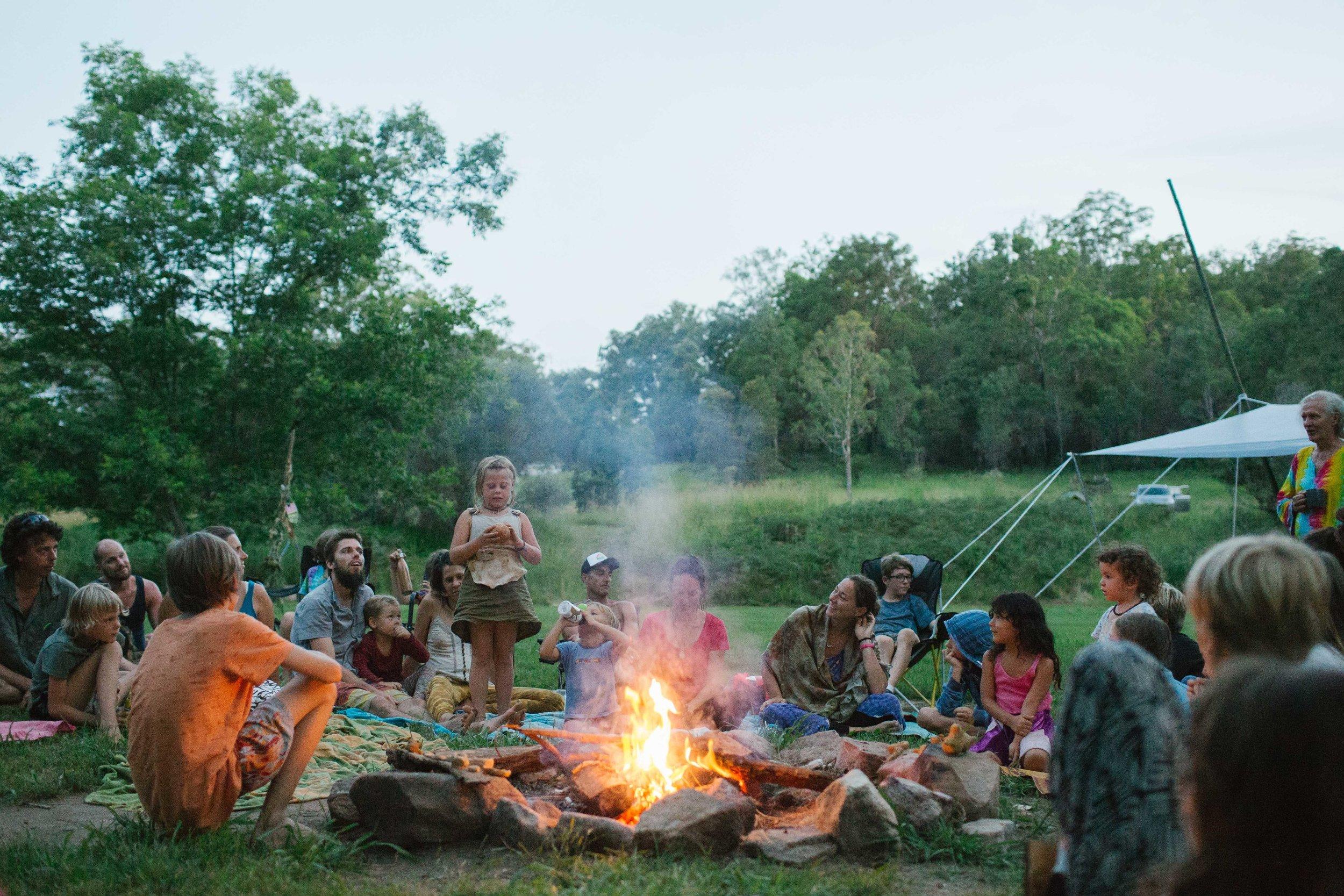 Wild Village Family Camp JANUARY 2020 -