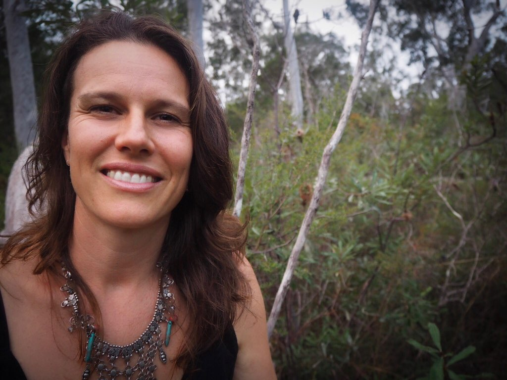 KATE RYDGE - NATURE PHILOSOPHY FOUNDER & VISION QUEST FACILITATOR