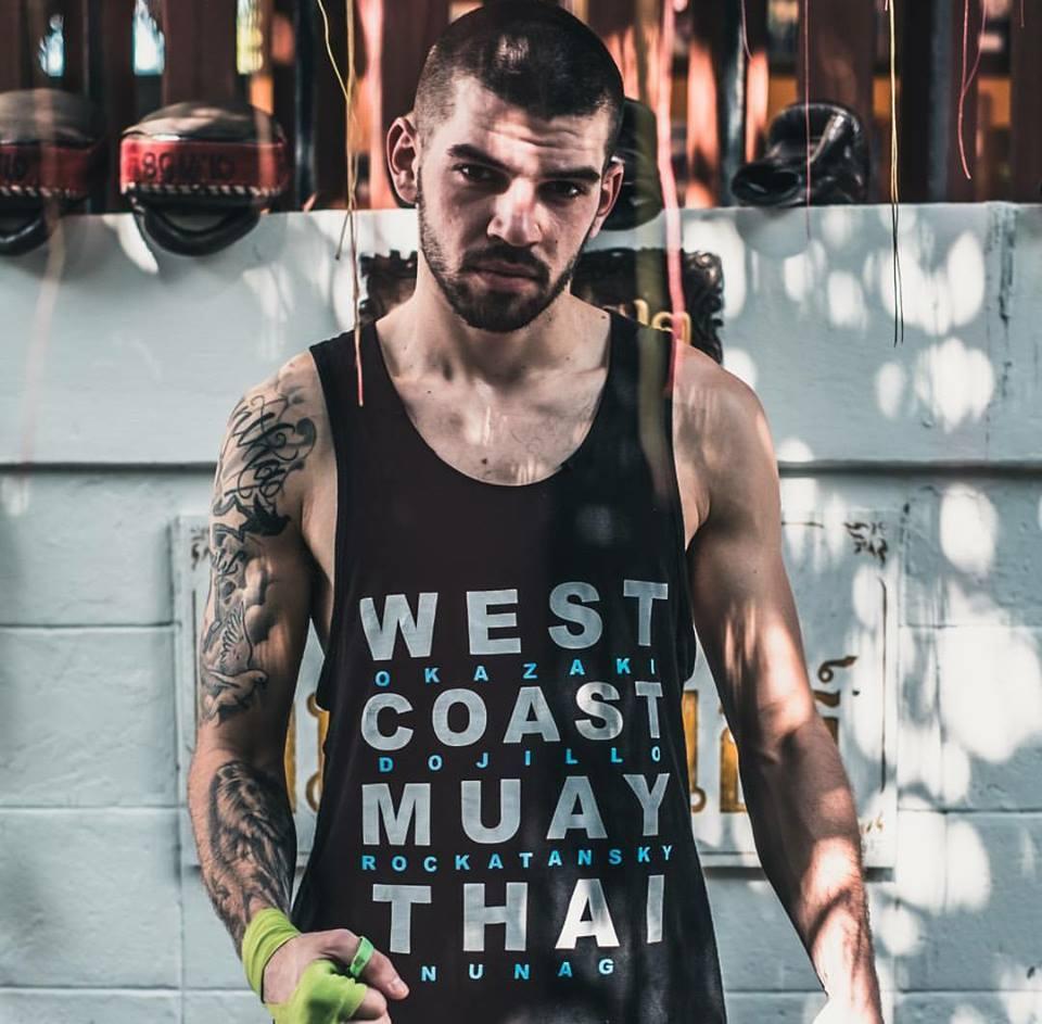 Mikey Shaw  Instagram: @toorawshaw  6x Amateur Muay Thai Champ