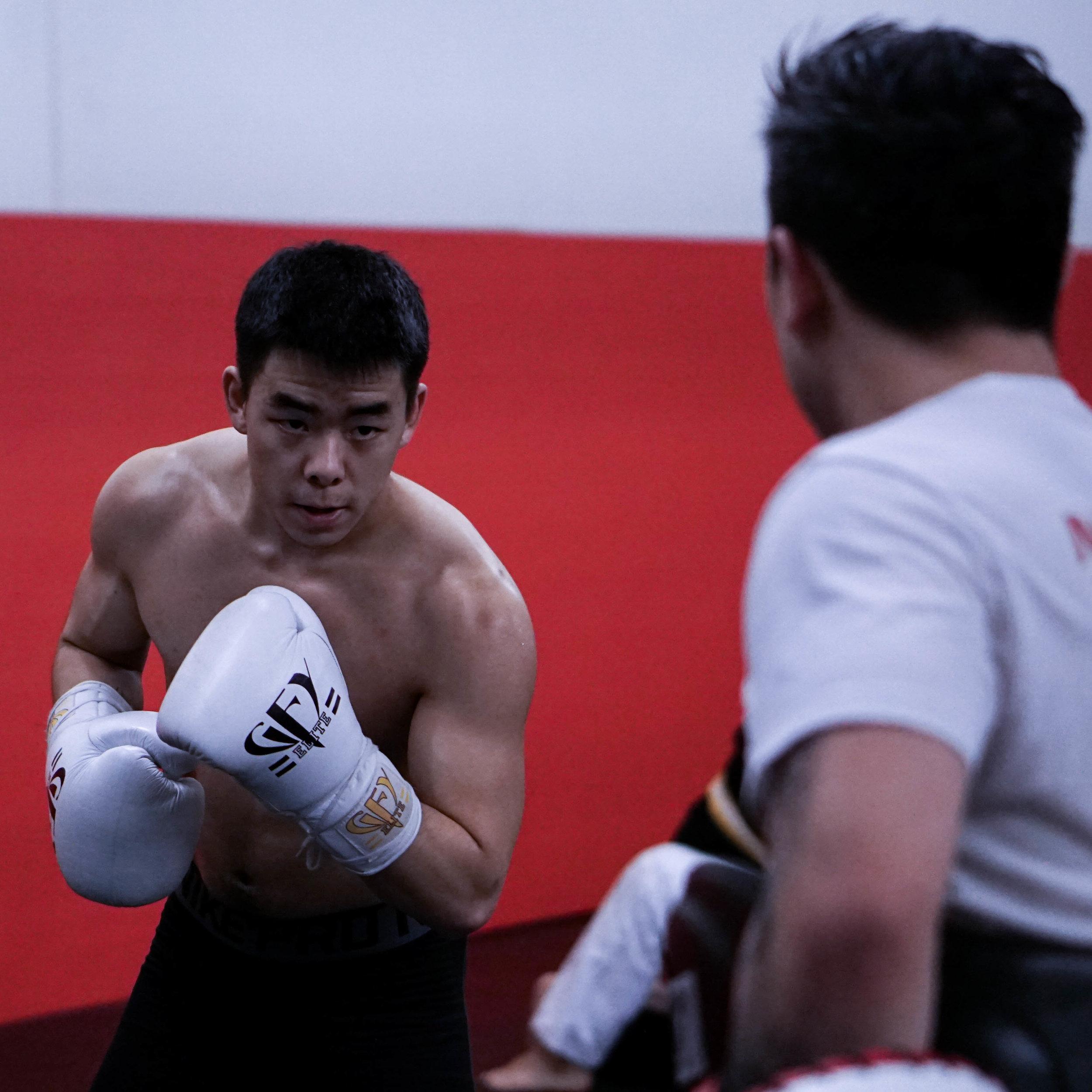 """Khai """"The Shadow"""" Wu  Instagram: @khai_the shadow_ wu  Professional Bellator Fighter"""