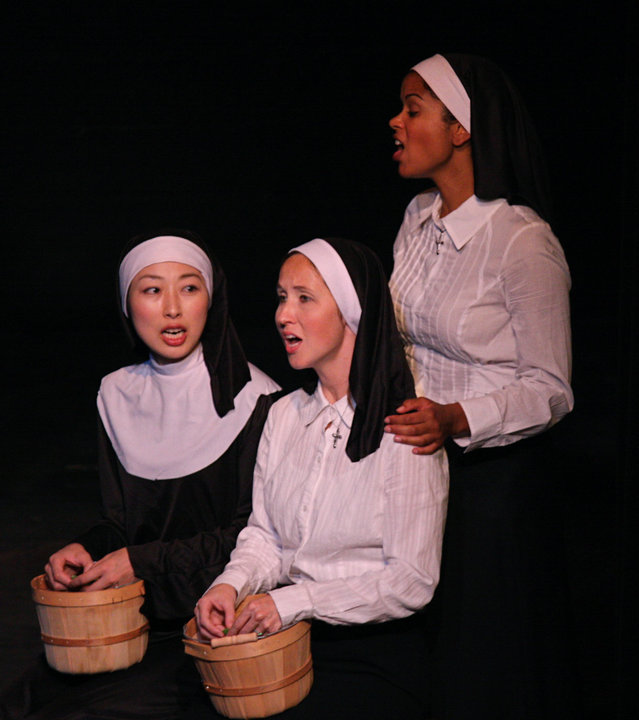 Novice in  Suor Angelica  with Emerald City Opera Institute, August 2010.