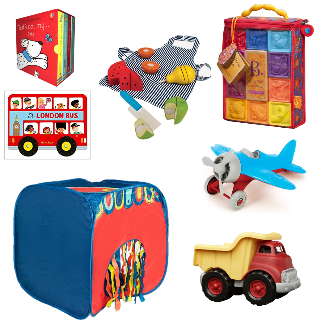 Toddler Play Box (18-36 months)   £35.50