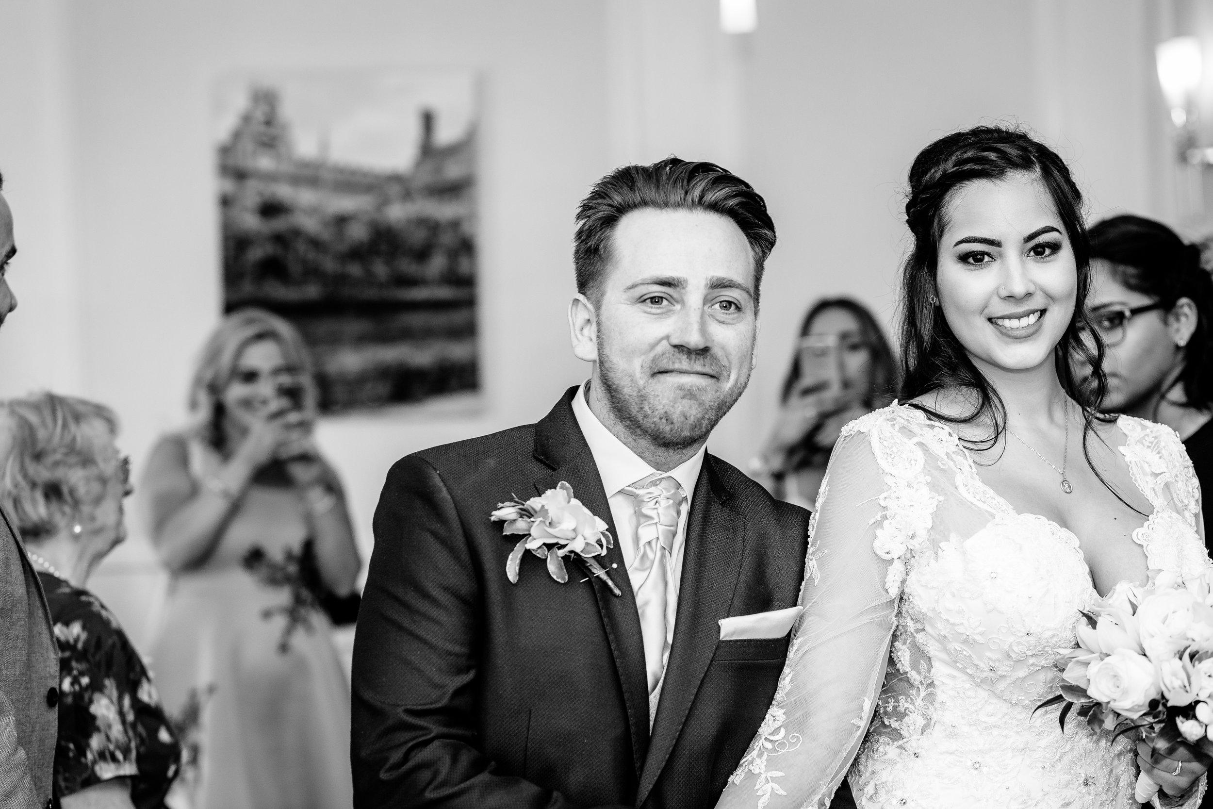 Cambridge registry office wedding