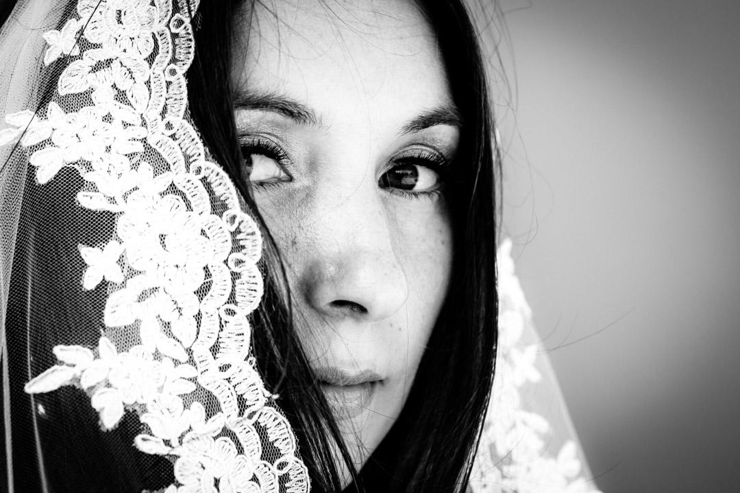 Bride portrait wedding photography