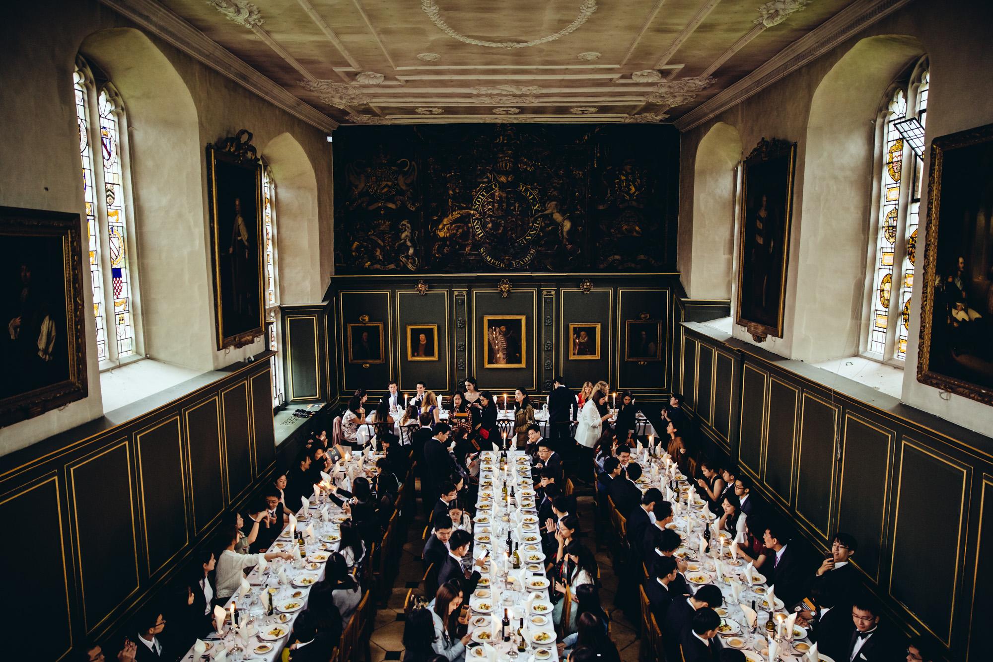 Cambridge University Magdalene College