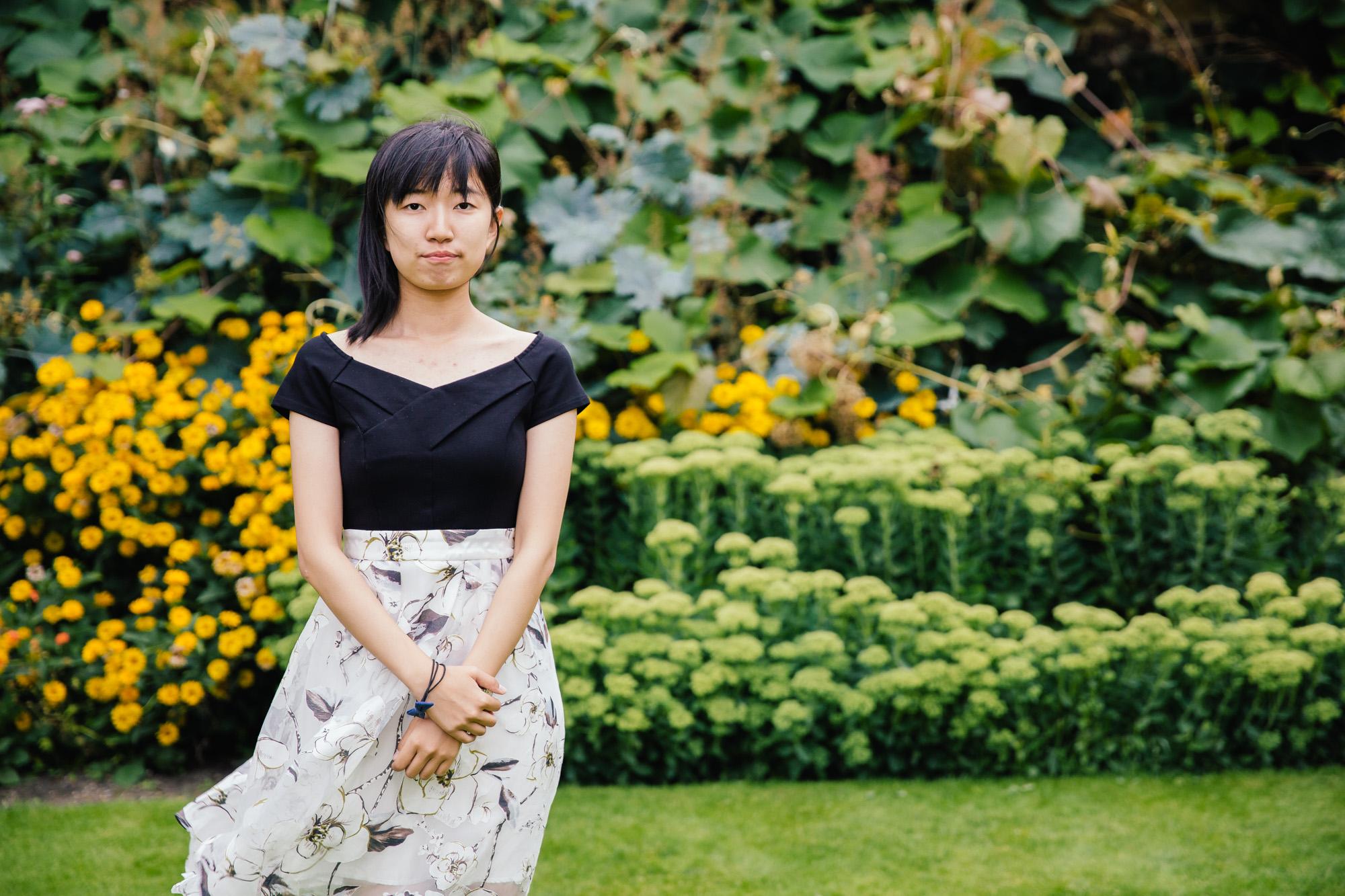 Cambridge University portraits