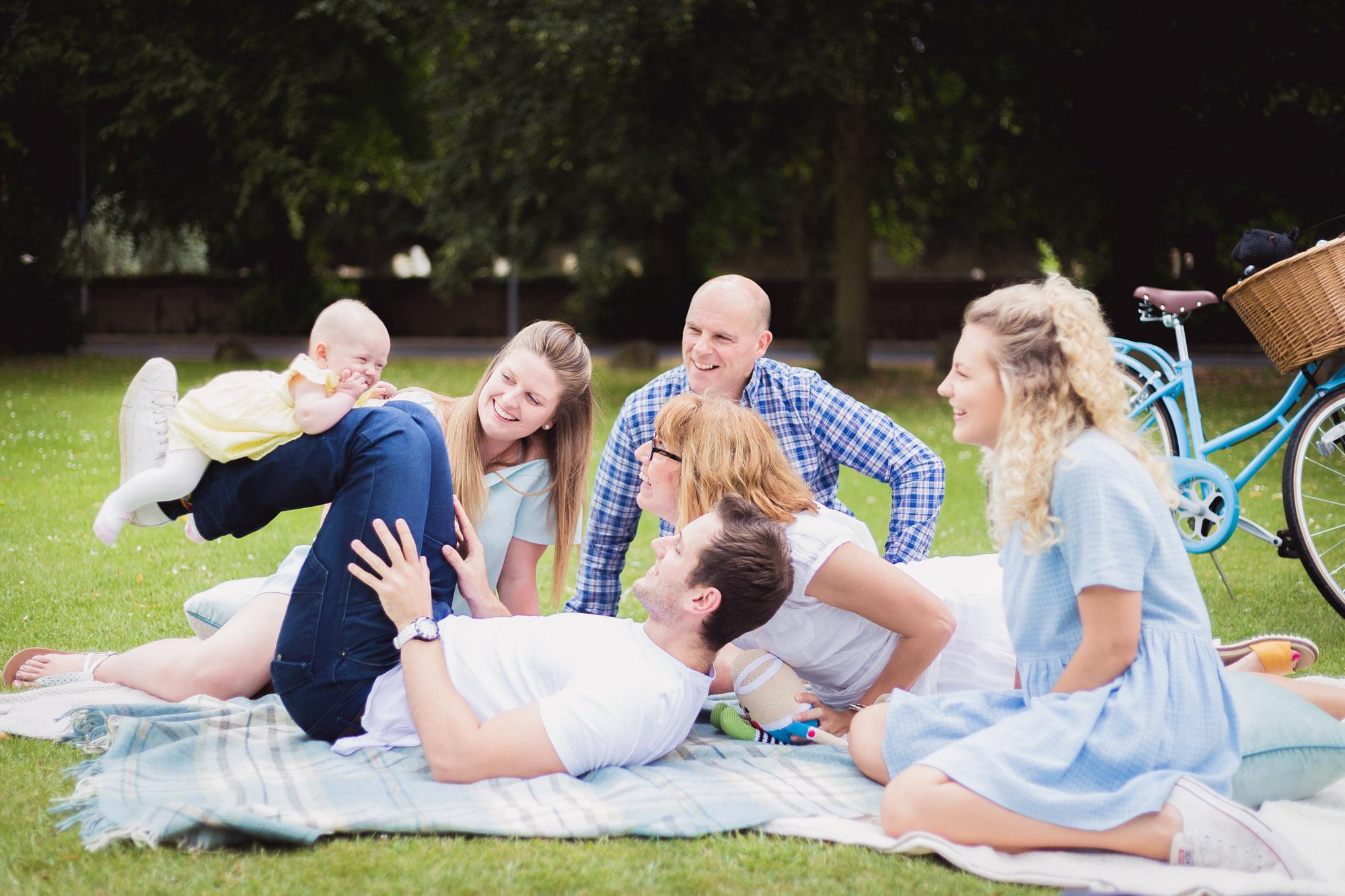Family photos Cambridge