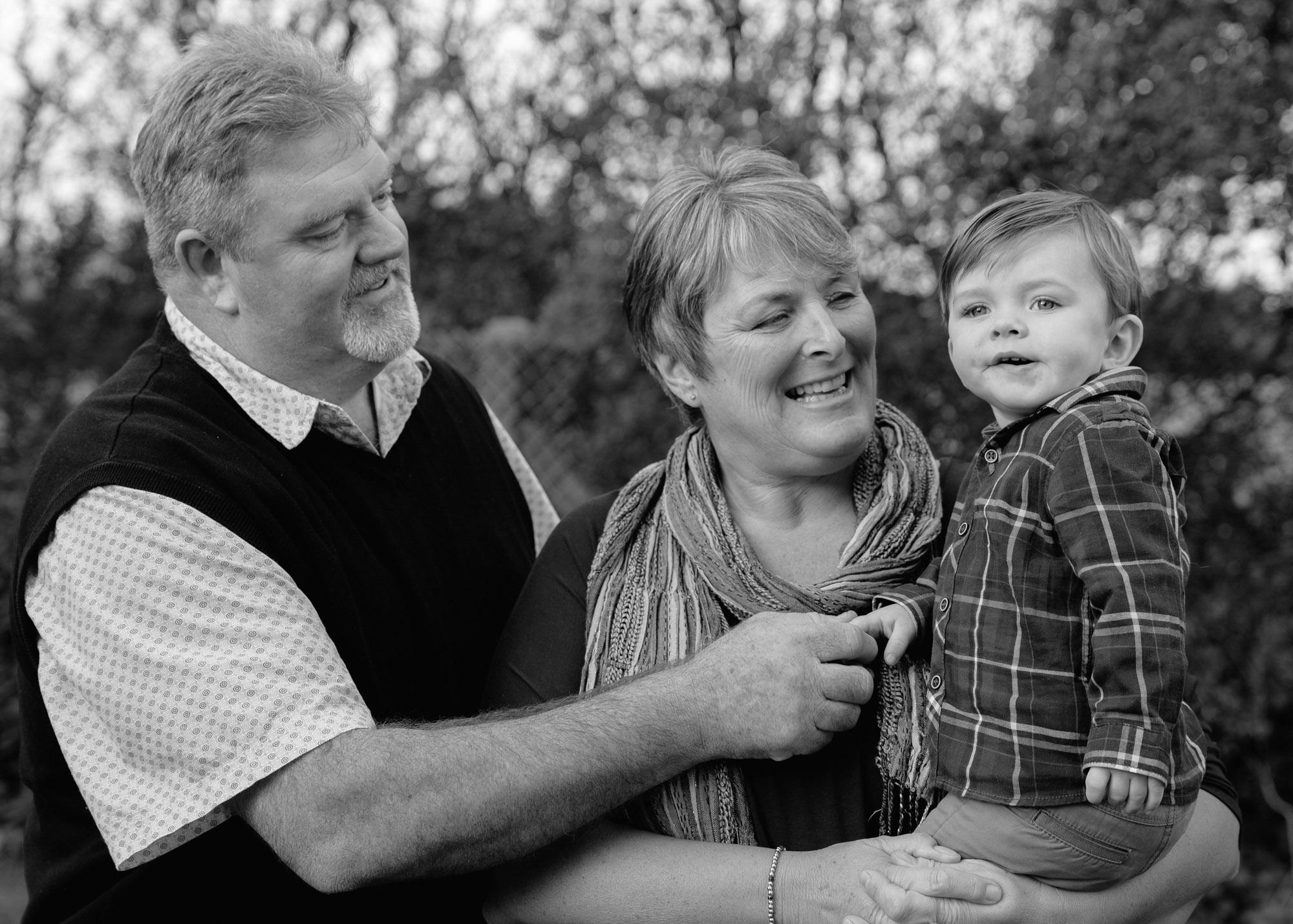 Grand parents photography