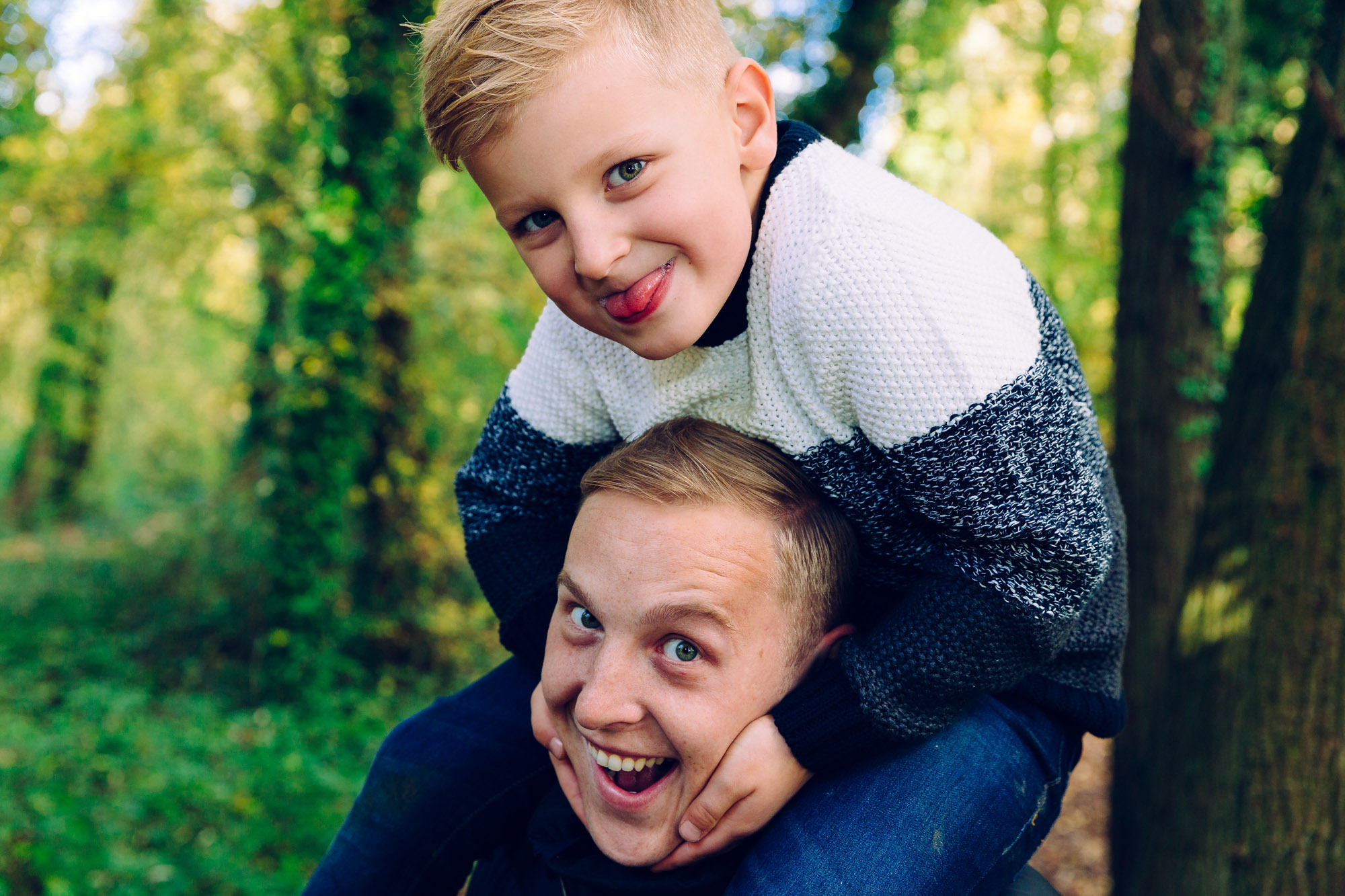 Father and Son Cambridge
