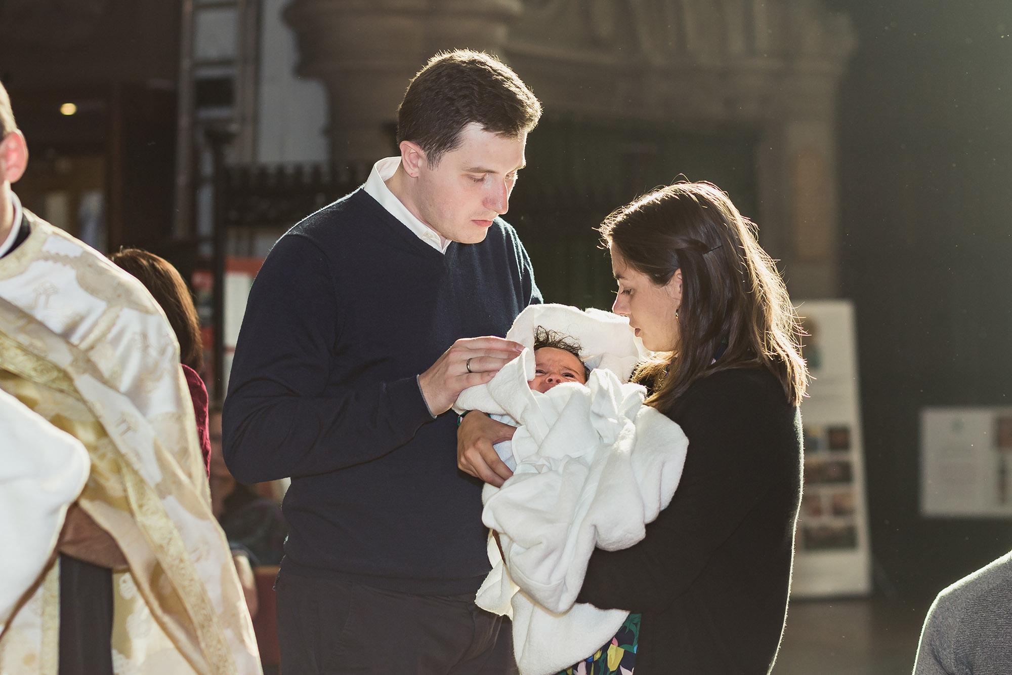 Romanian Baptism Cambridge