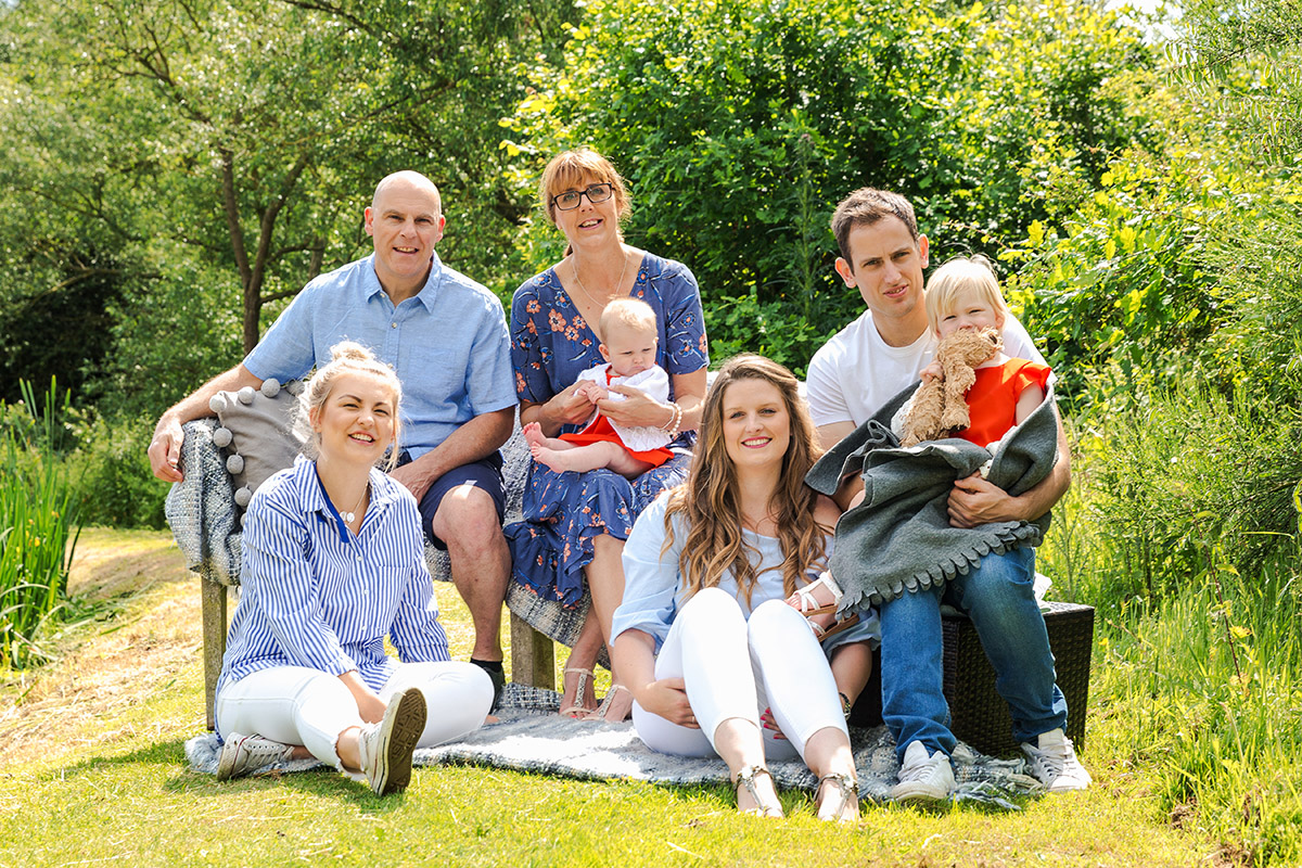 More Family photography Cambridge
