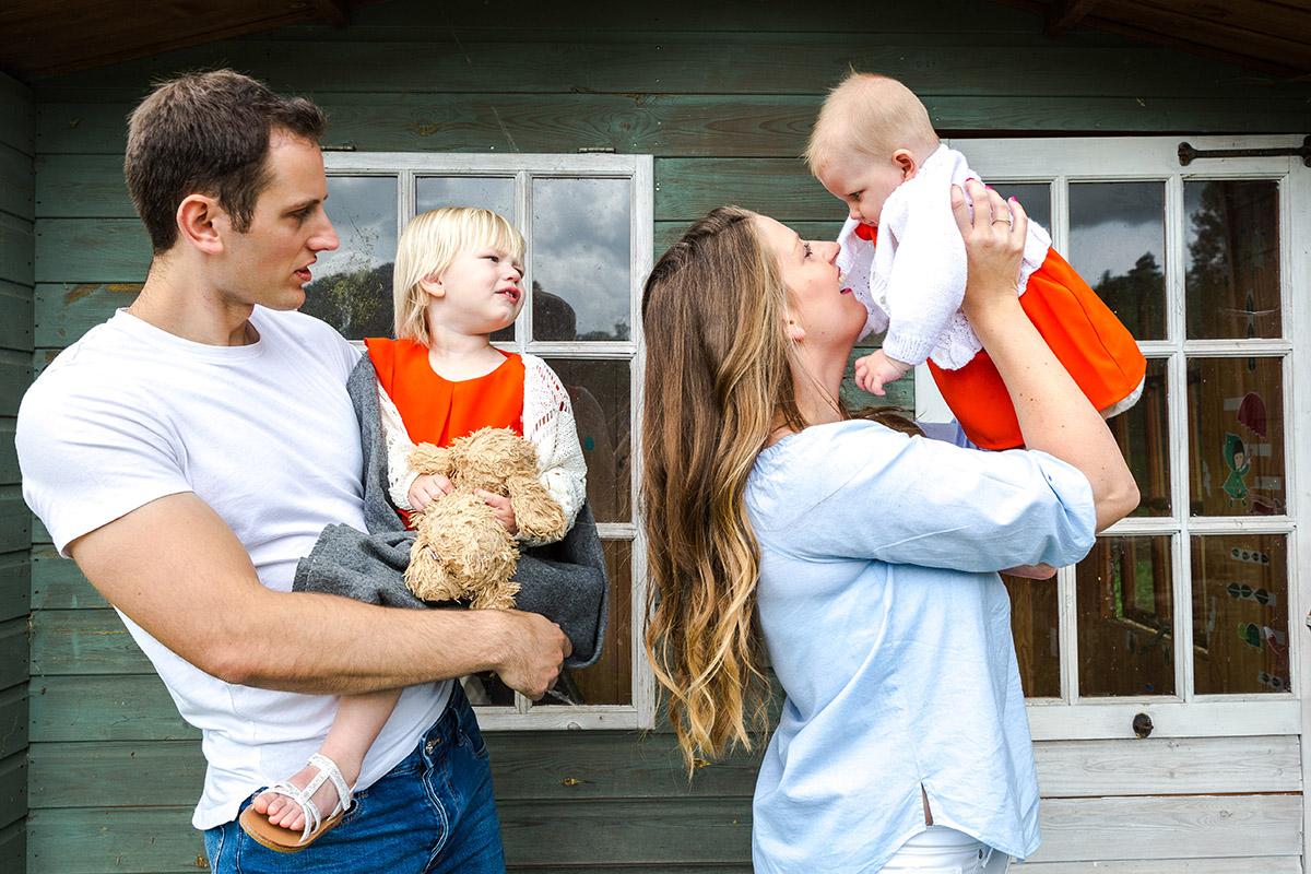 Cambridge family photos