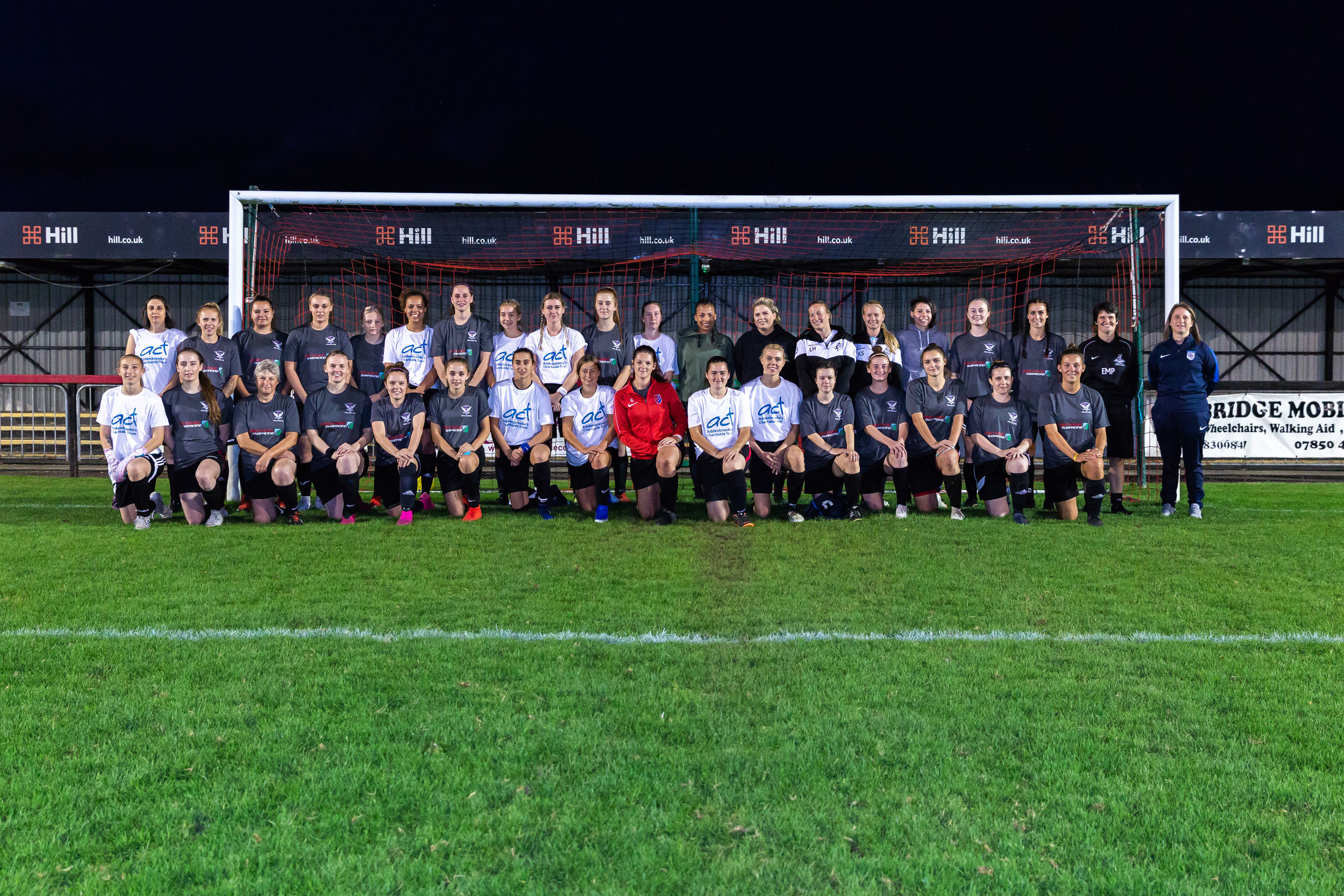 STEC XI KICK CANCER CUP 2019 - CAMBRIDGE