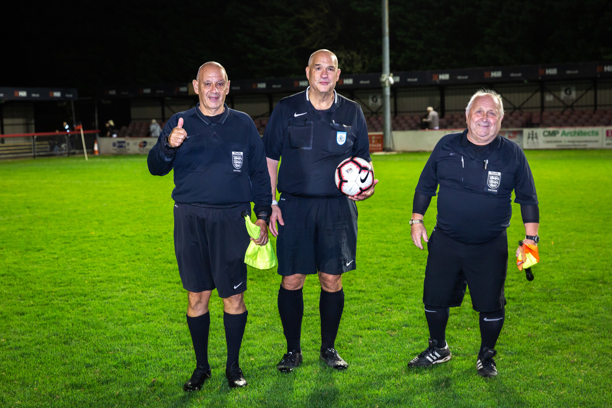 KICK CANCER CUP REFEREES