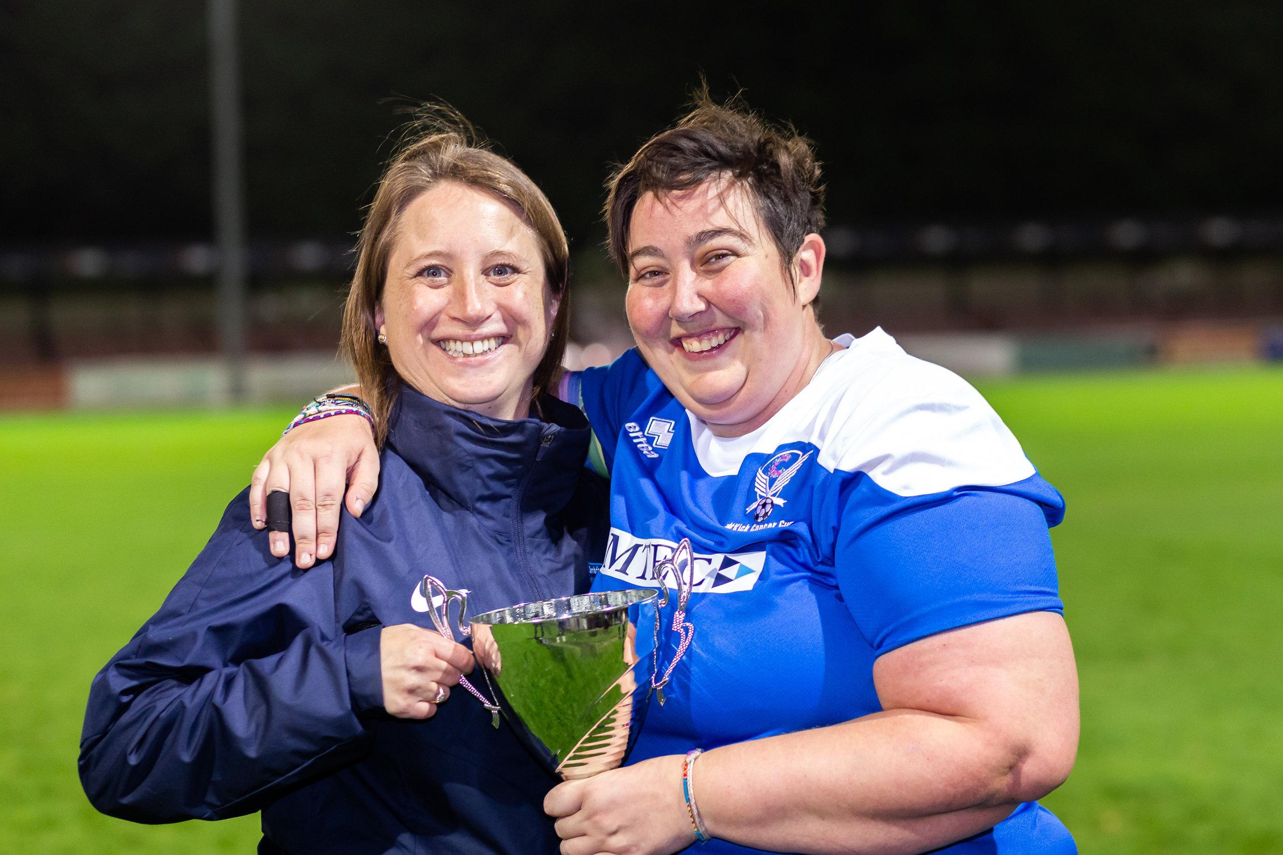 KICK CANCER CUP 2019 CAMBRIDGE
