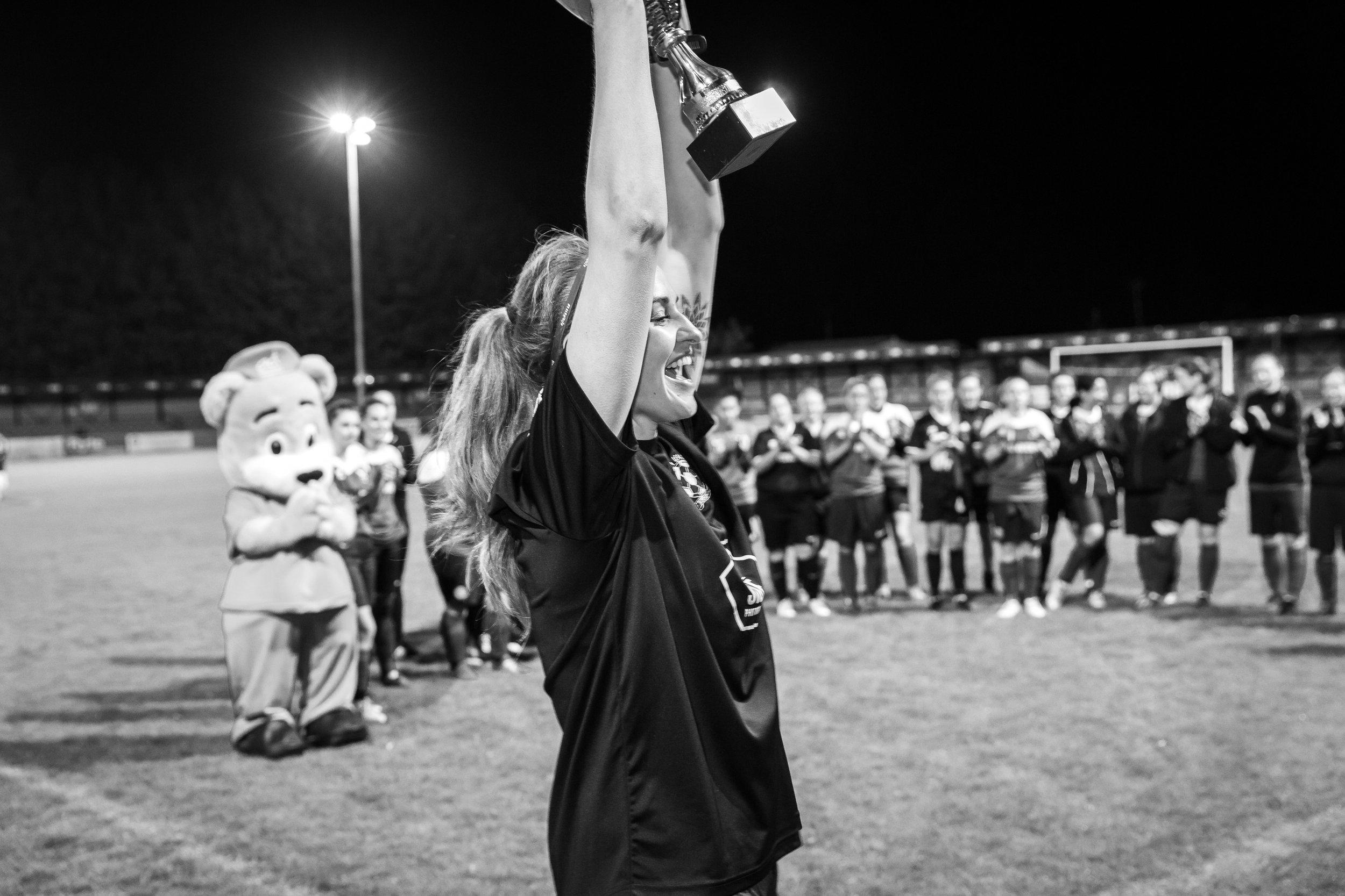 KICK CANCER CUP WINNERS 2019