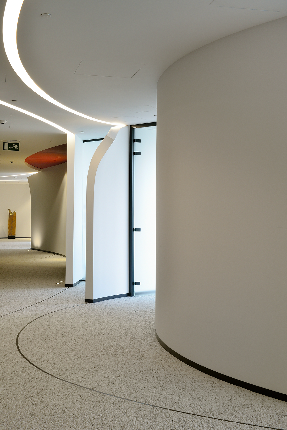 Creation and management for  JASPERS EYERS Architects