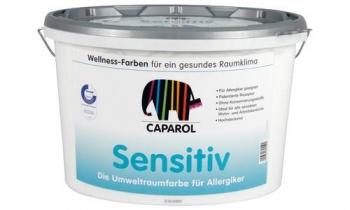 Caparol Sensitiv Umweltraumfarbe für Allergiker 12,5 Liter
