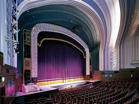 The Winter Gardens Theater in Blackpool England.