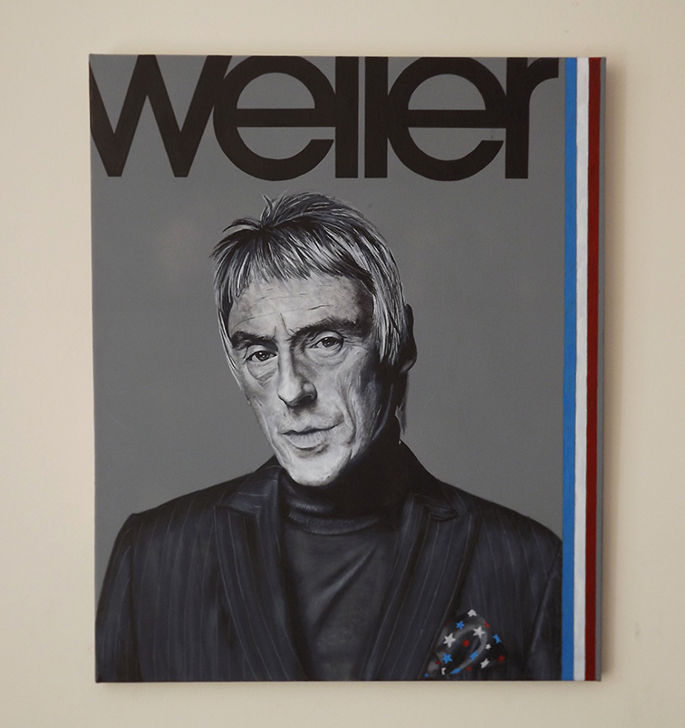 Paul Weller Ian Salmon Pop art portrait 1.jpg