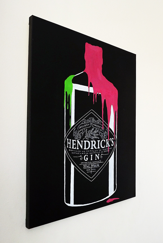 Ian Salmon Hendrick's Gin Pop Art 2.jpg