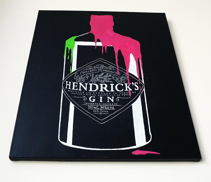 Ian Salmon Hendrick's Gin Pop Art 3.jpg