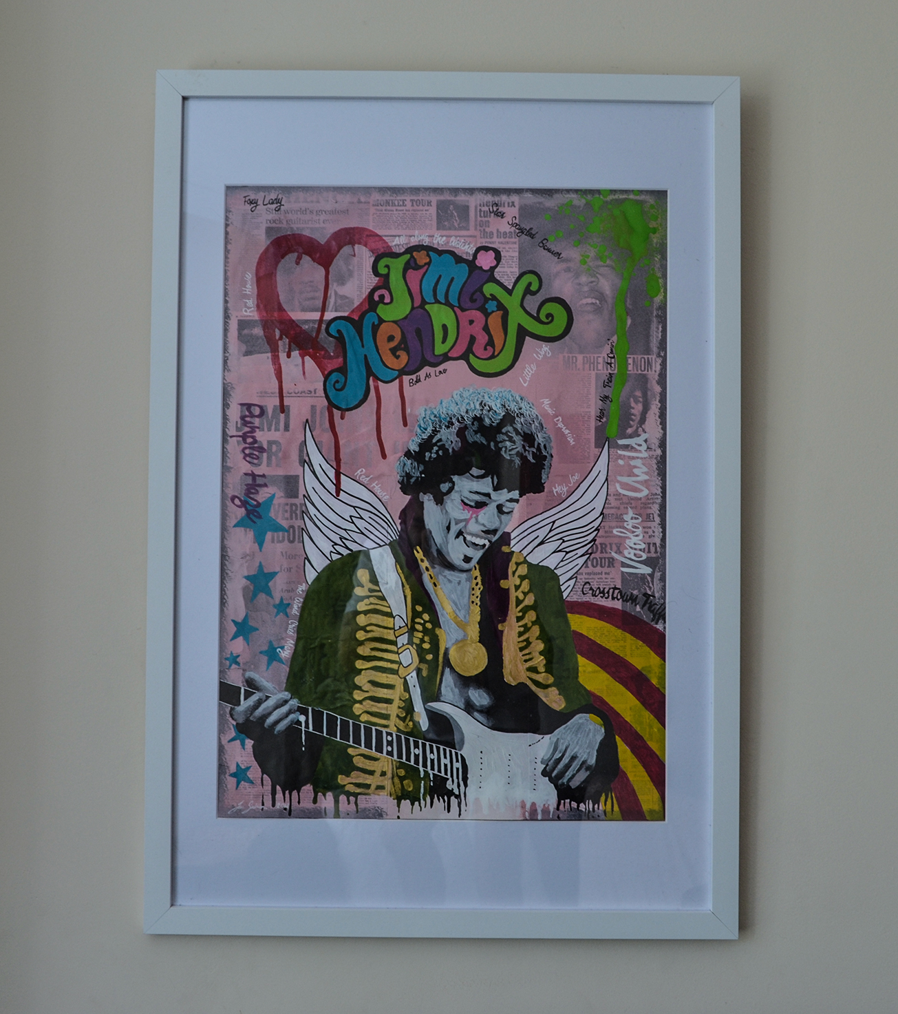 Jim Hendrix Pop Art painting Ian Salmon Art 2.jpg