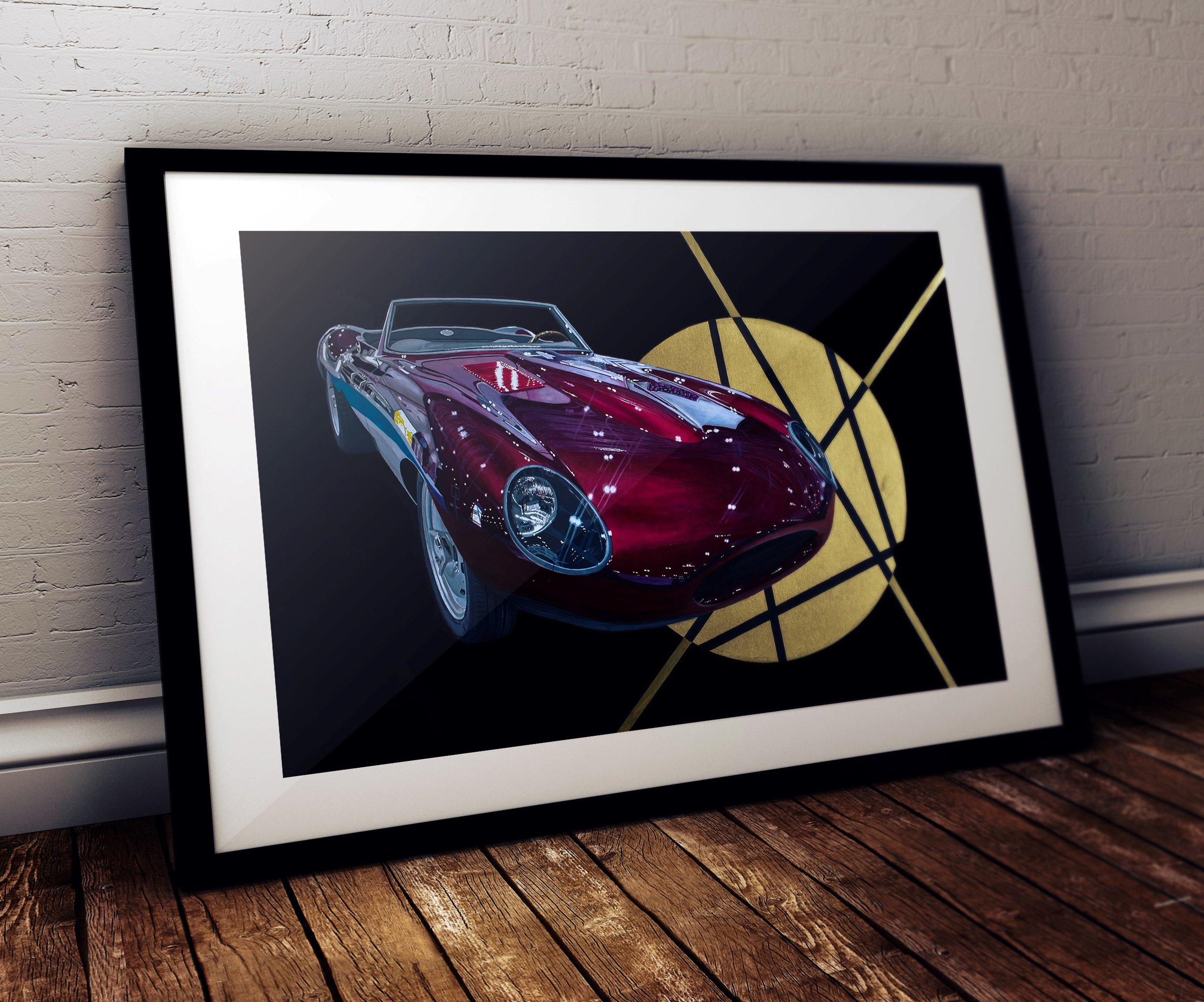 "Automotive Art - Example guide prices on standard A paper sizes. Please contact me for a tailored quote.A1 / 23.4x33.1""- Single Vehicle - £950A2 / 16.5x23.4"" - Single Vehicle £750Prices for automotive art are more expensive due to the time and complexity involved.Custom sizes available. Please contact me to discuss.ian@iansalmonart.com"