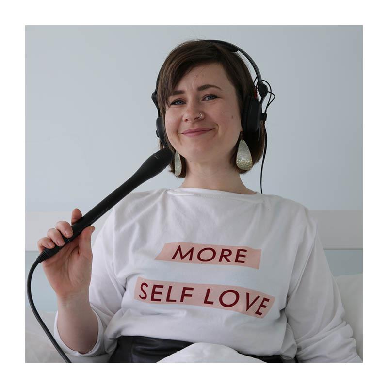 Melody Thomas  RNZ Presenter and creator of podcast Bang!