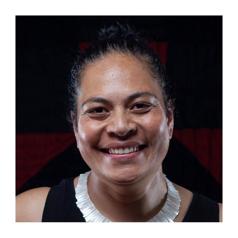 Kolokesa Uafā Māhina-Tuai  Co–Founder, Lagi–Maama