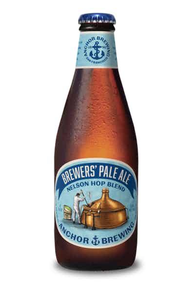 Anchor Brewing/Pale Ale/San Francisco/€3.50