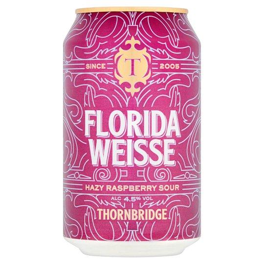Thornbridge Brewing/Hazy Raspberry Sour/Buxton, UK/€3.25