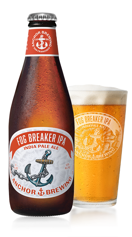 Anchor Brewing/IPA/San Francisco/€3.50