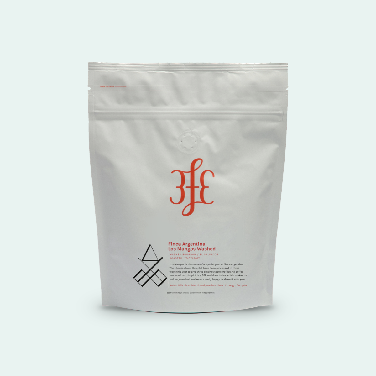 Farm: Finca Argentina  Country: El Salvador  Processing Method: Washed  Coffee Varietal: Bourbon  Tasting Notes: Milk Chocolate, Green Apple, Peach.  Price: €12